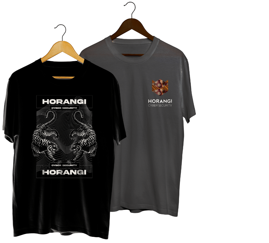 horangi tee shirts