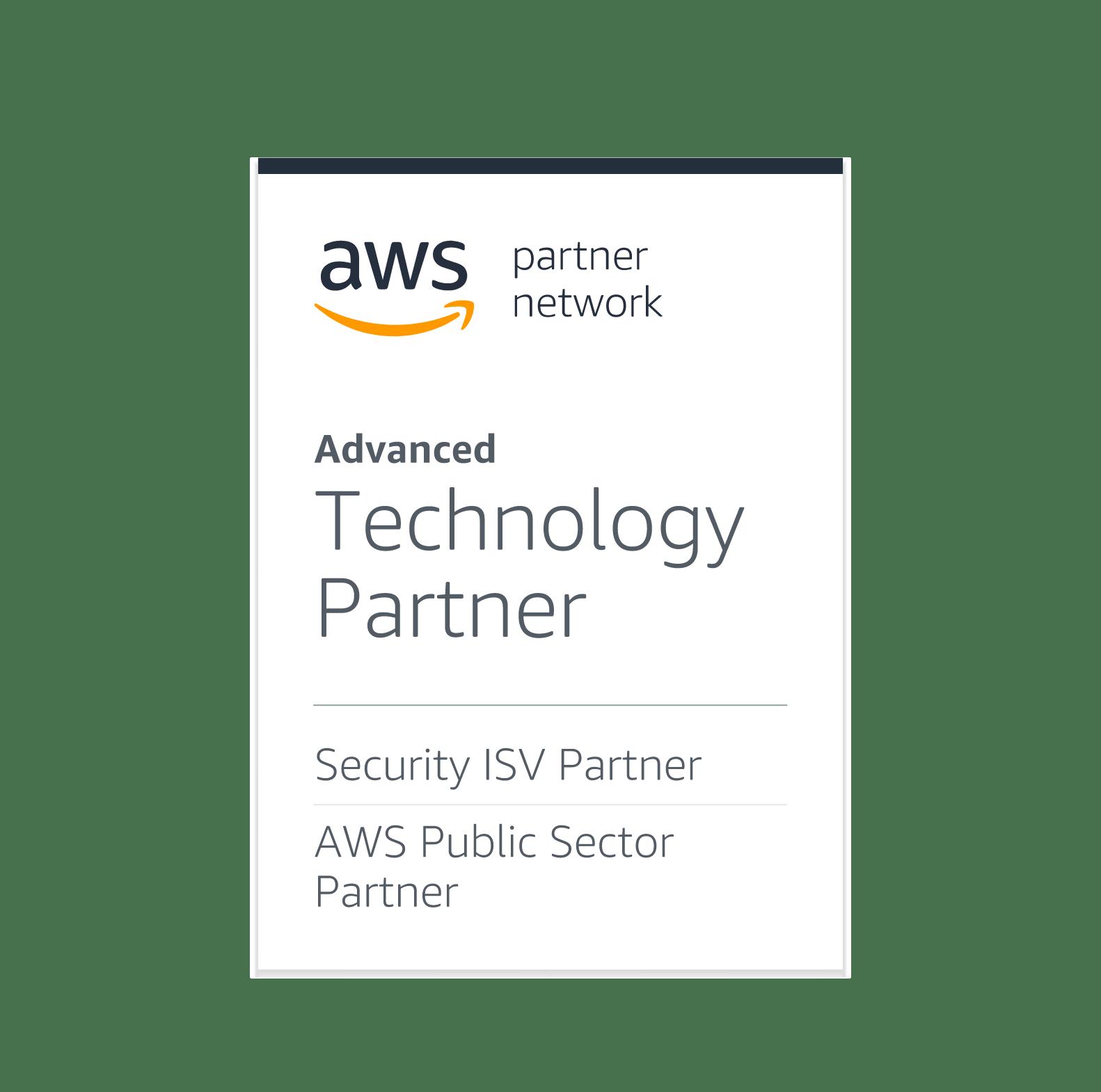 AWS tech partner