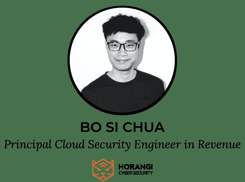 Bo Si Chua speaker bio