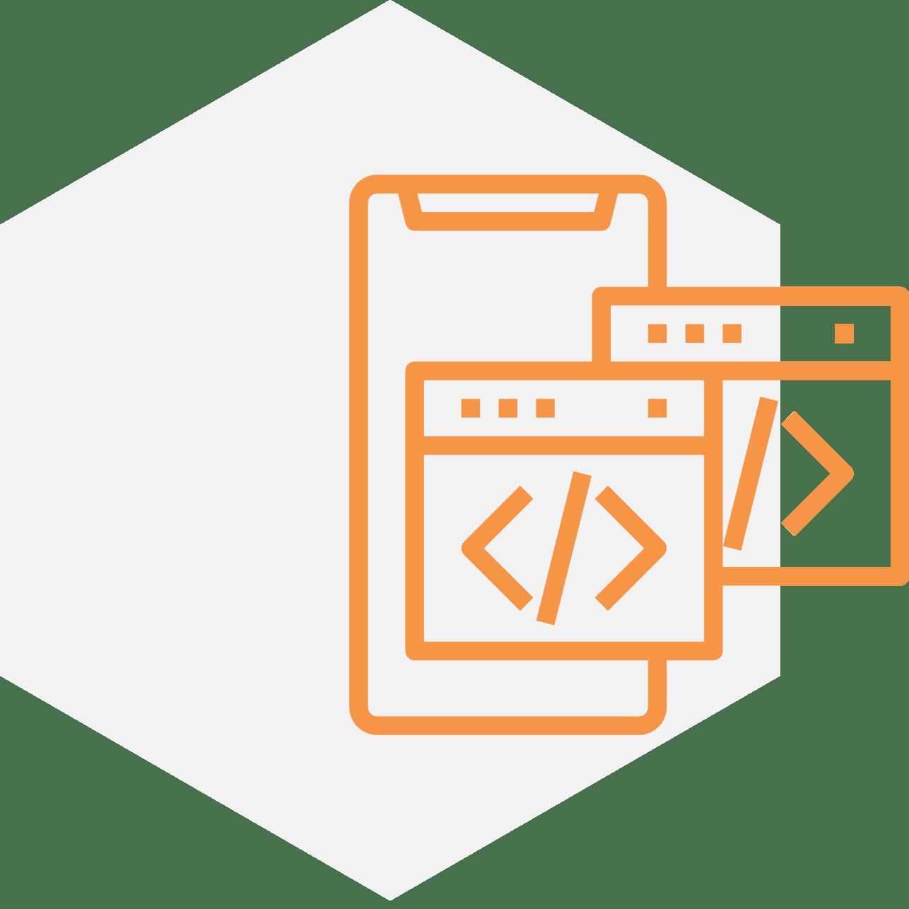 web app testing icon