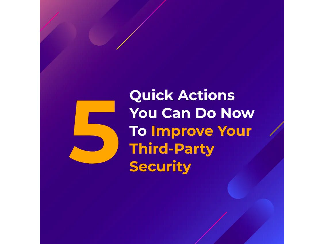 5 quick actions blog