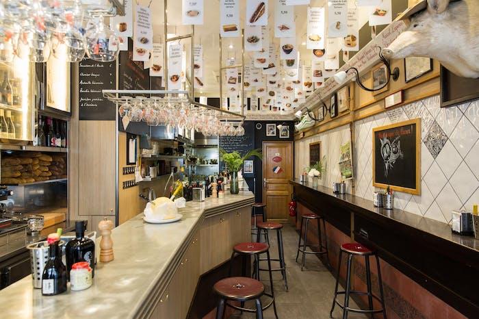 Restaurant Avant-Comptoir de la Terre - Yves Camdeborde - Paris 6