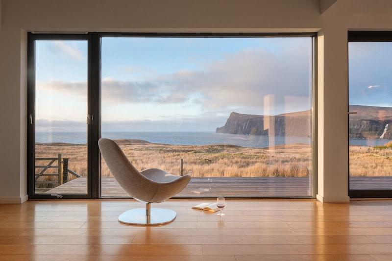 Comfort meets spectacular landscapes