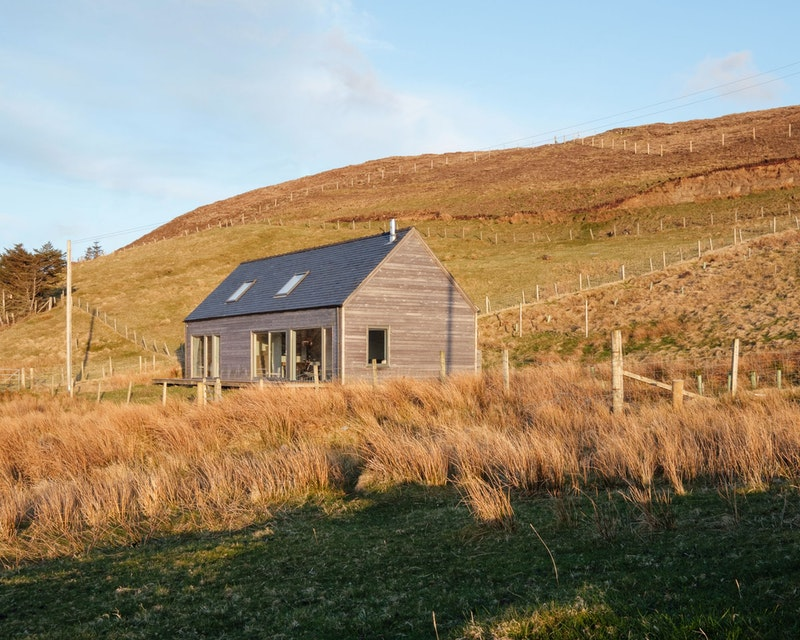 The house in the croft