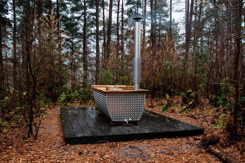 Your own Swedish hot tub