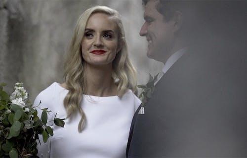 Bride and groom Killarney