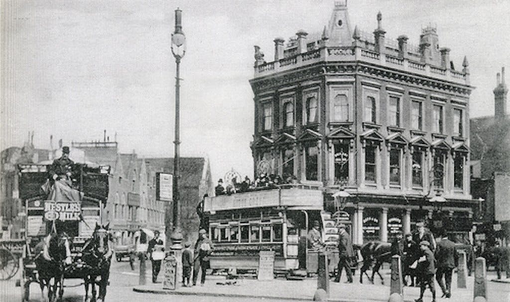 Camden Town. Hope Town, Toye, 1793
