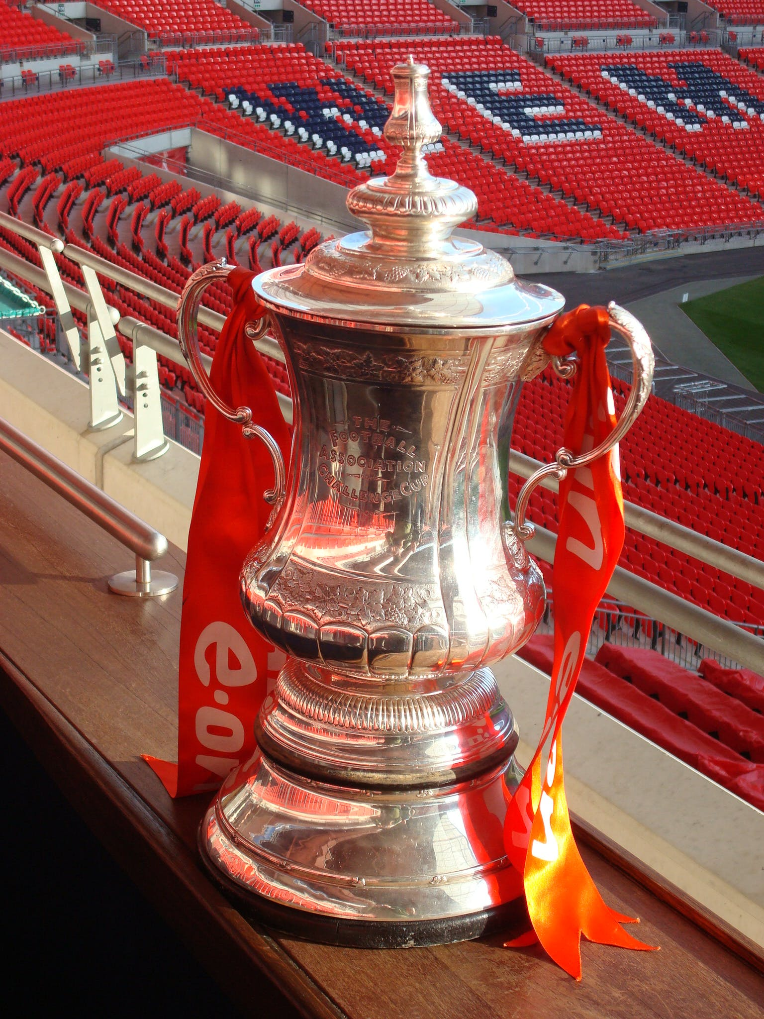Football Association, FA Cup, Football Challenge Cup, Toye
