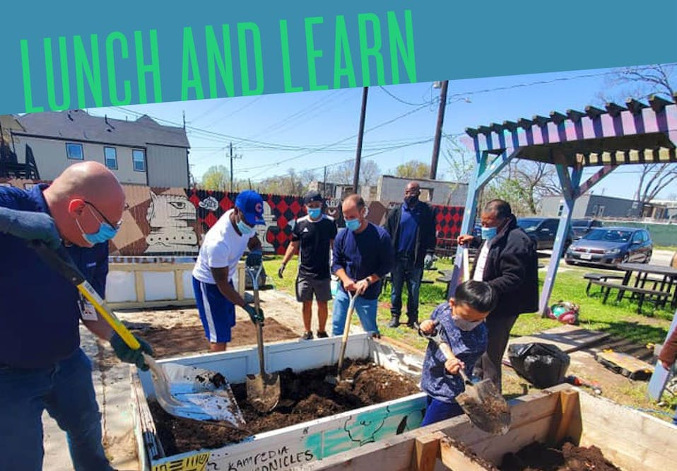 Rising Leaders Lunch and Learn: Healthy Outdoor Communities @ Virtual Event