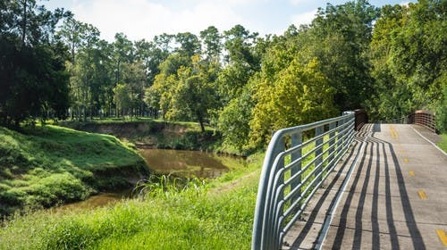 Sims bayou greenway and trail