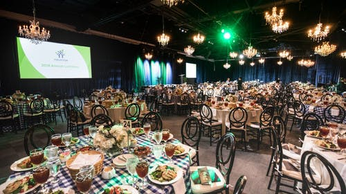 Houston Parks Board luncheon
