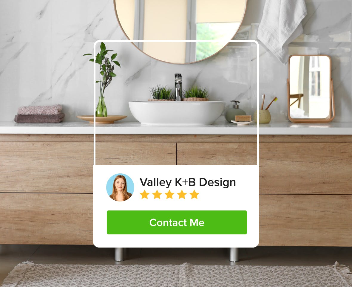 kitchen and bathroom remodeling companies find new clients on Houzz