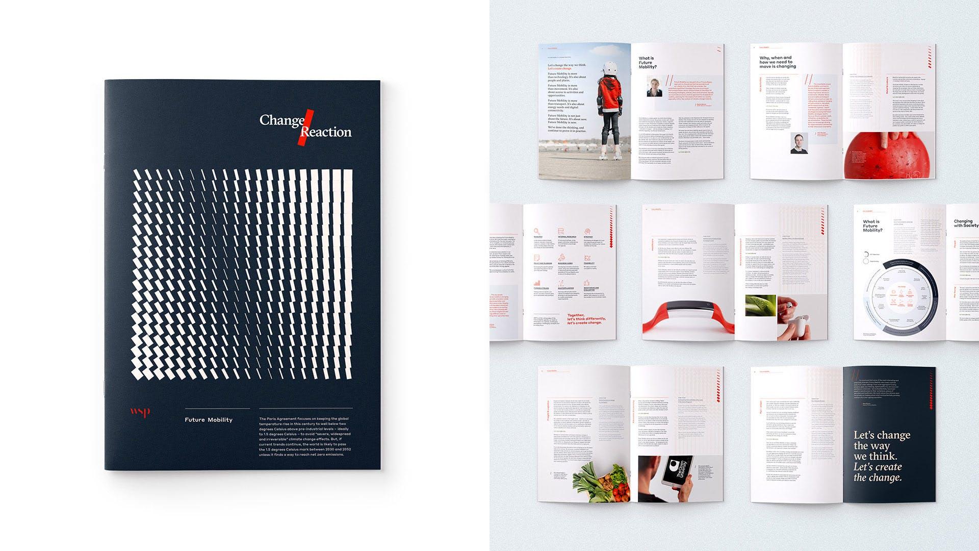 WSP Future Mobility Campaign Brochure