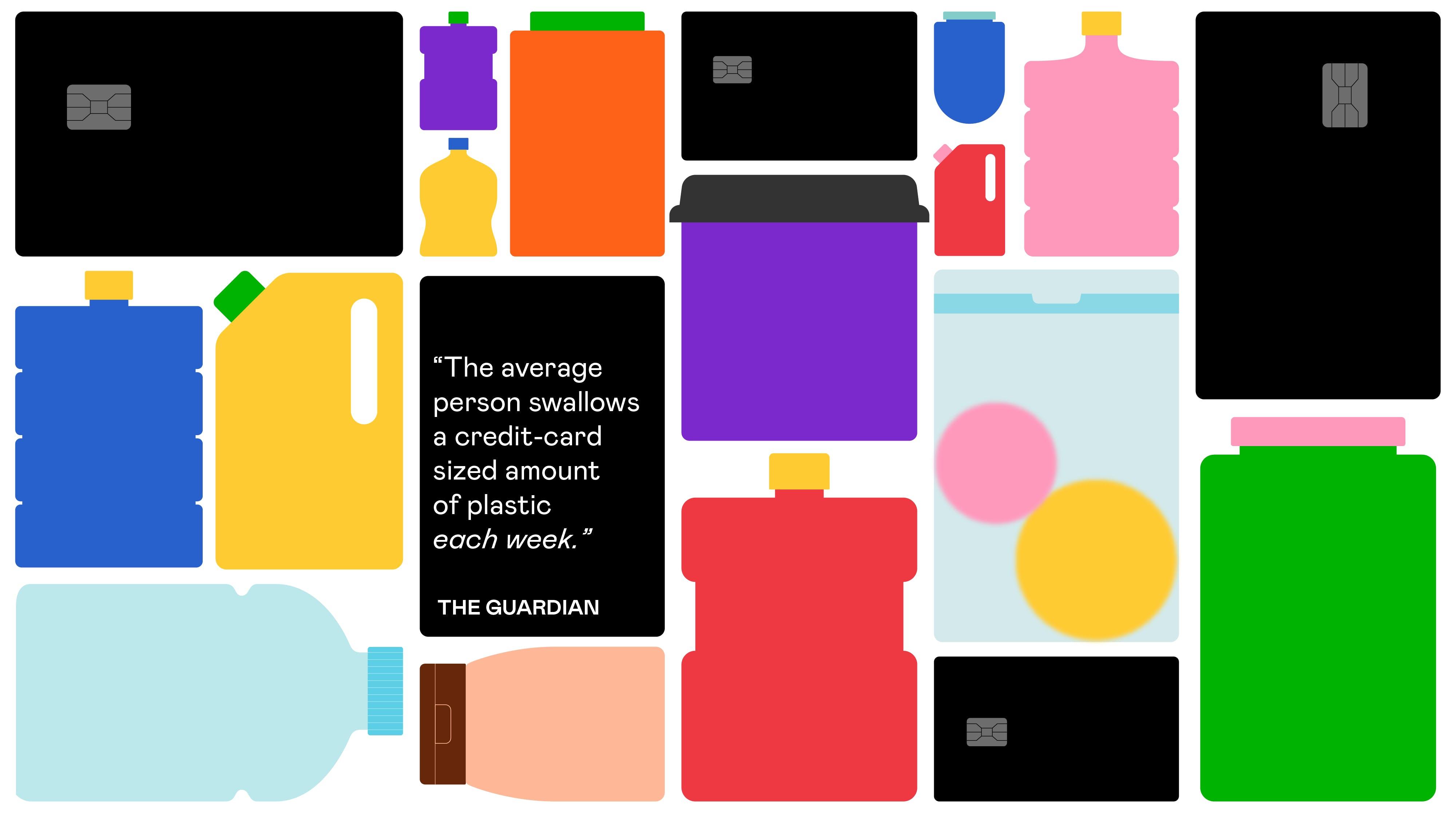 Eat Less Plastic