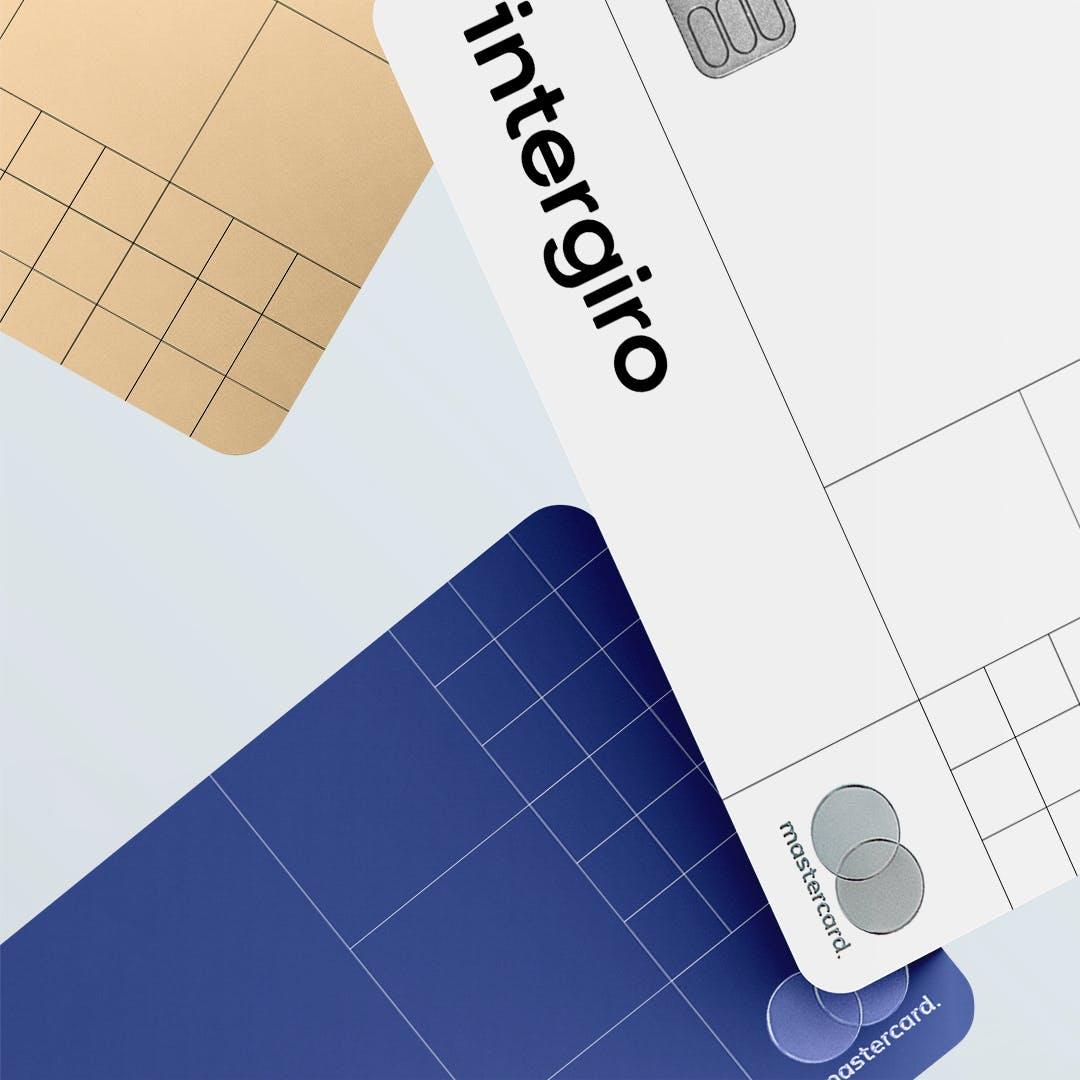 Intergiro Brand Identity