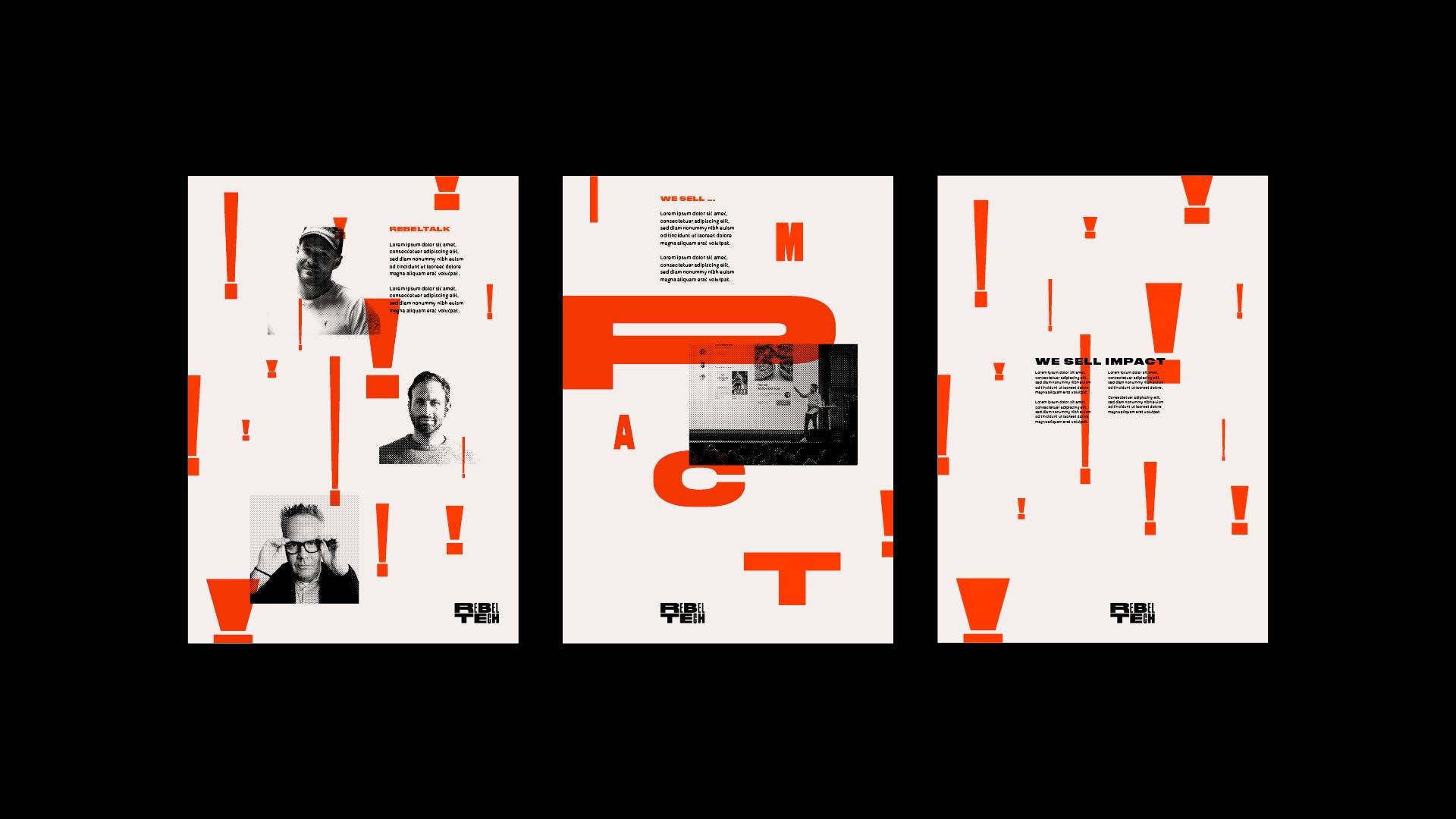 Rebeltech print showcase