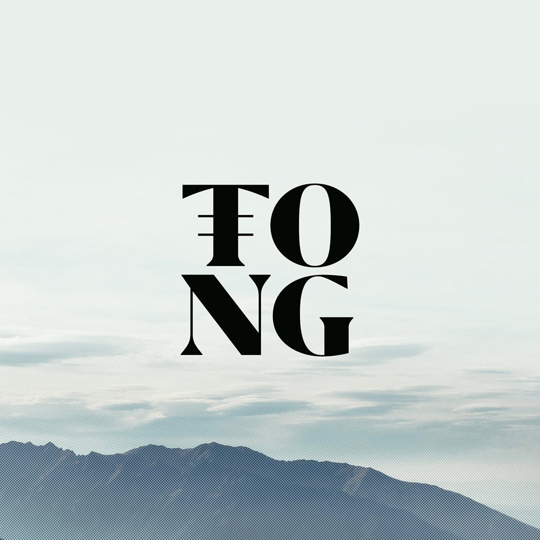 Tong Hero image and logo
