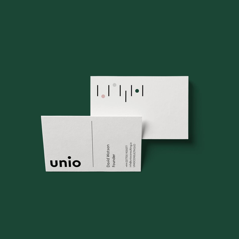 Unio Brand Identity