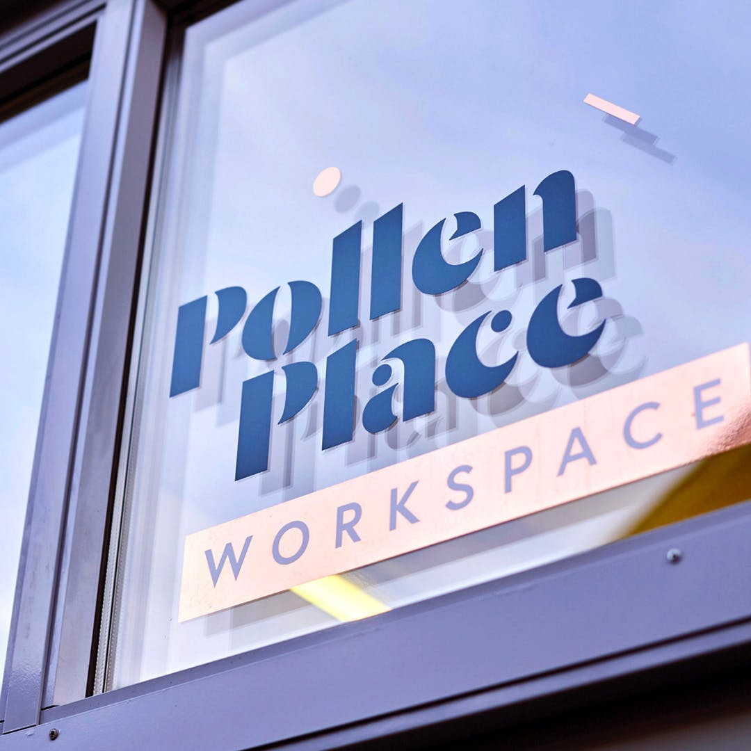 Pollen Place Brand Identity & Website