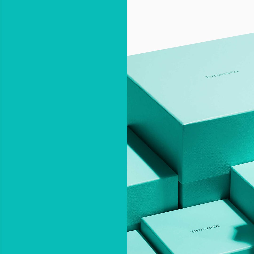 About a Brand Colour: Tiffany Blue