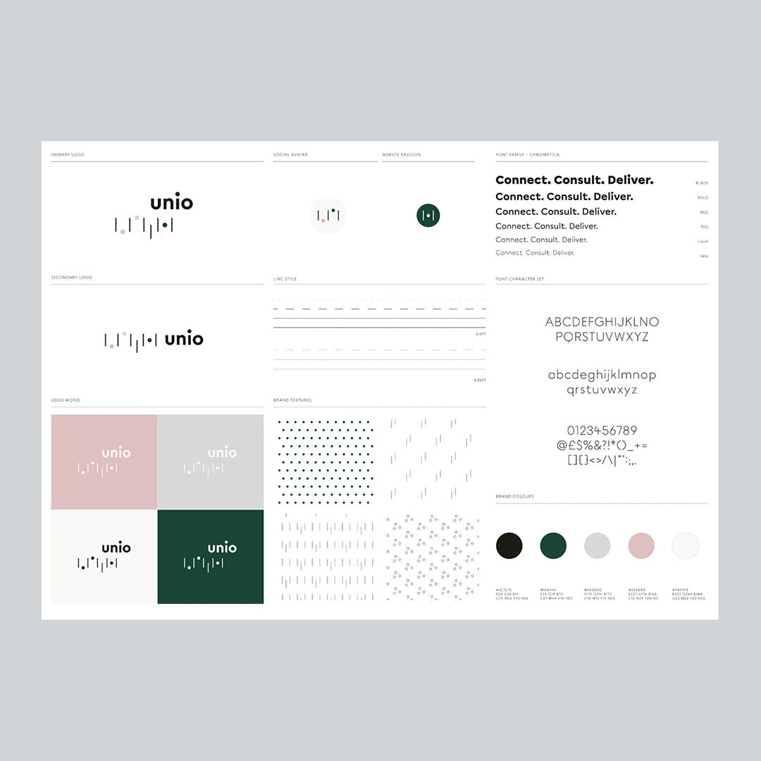 Unio brand toolkit
