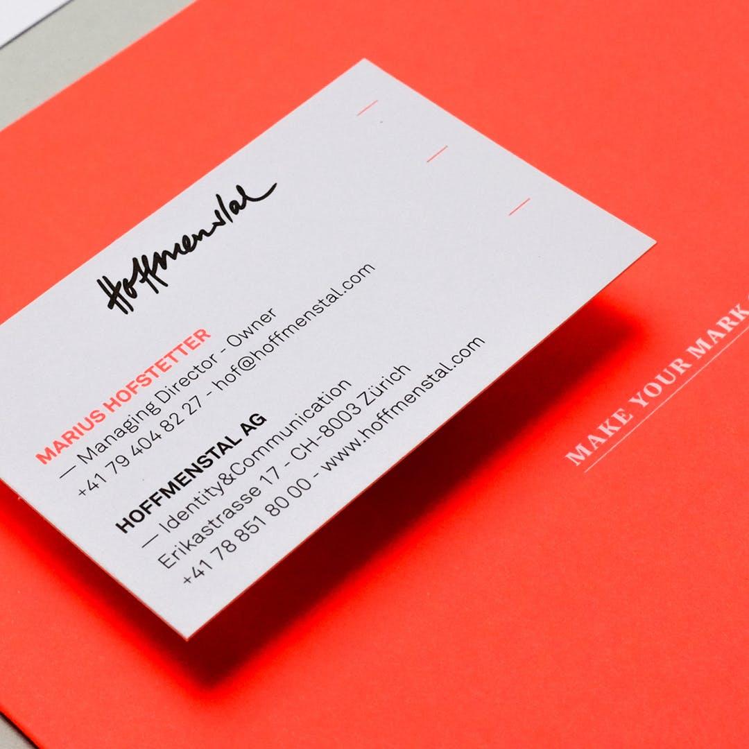 Brand Identity by Bureau Display