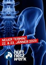 Veranstaltung - Anatomie der Hüftregion am Humanpräparat