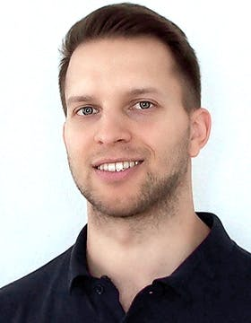 Patrick Moser, BSc - Physiotherapeutin