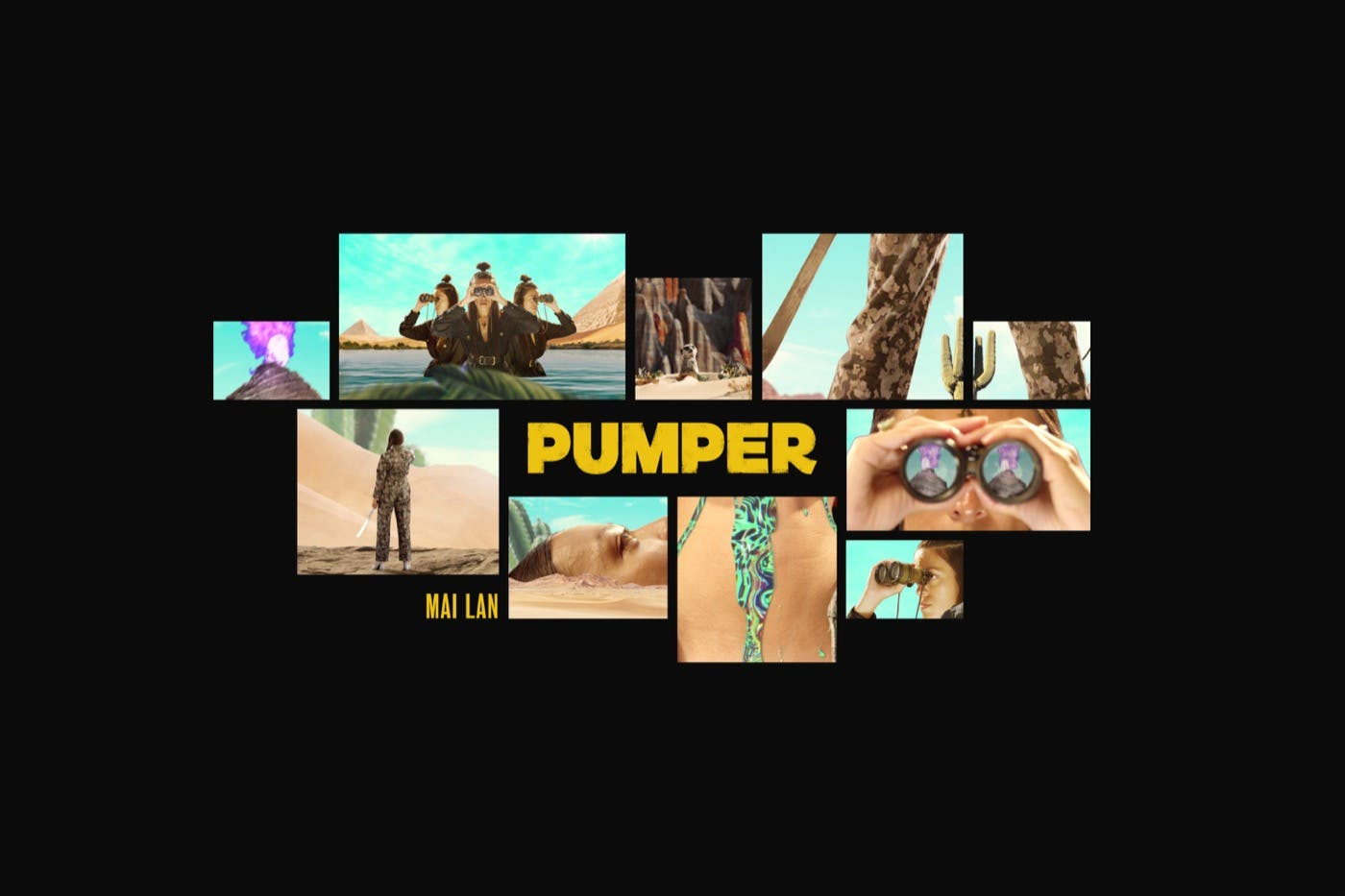 Mai Lan, Pumper — Music video
