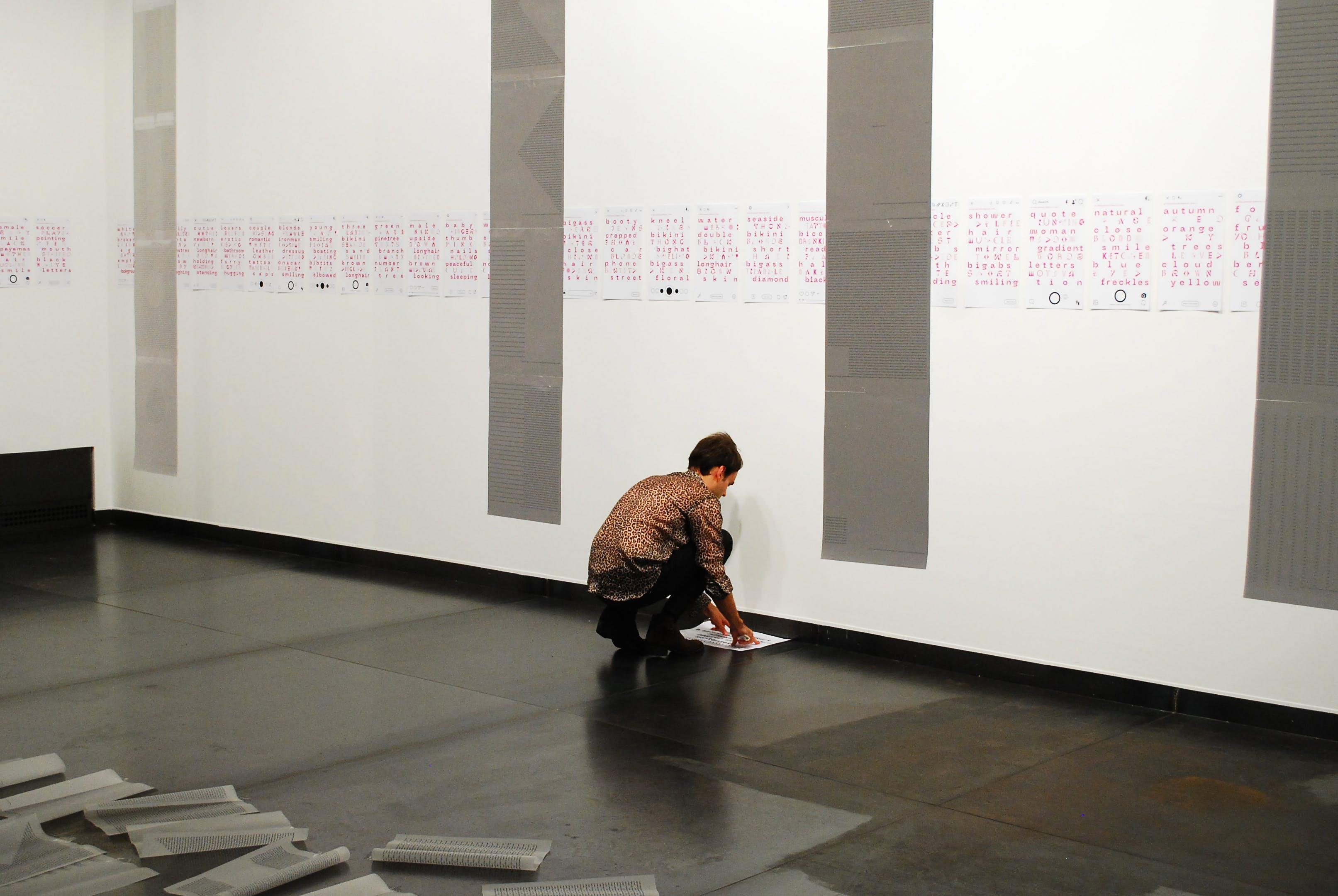 Puskás Marcell: Sztoriba rakok fel sok képet című pop-up kiállítása