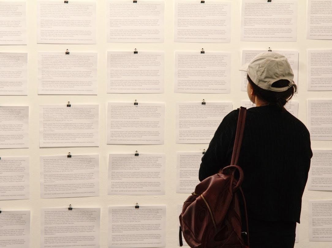 Műleírás / Pólya Zsombor kiállítása