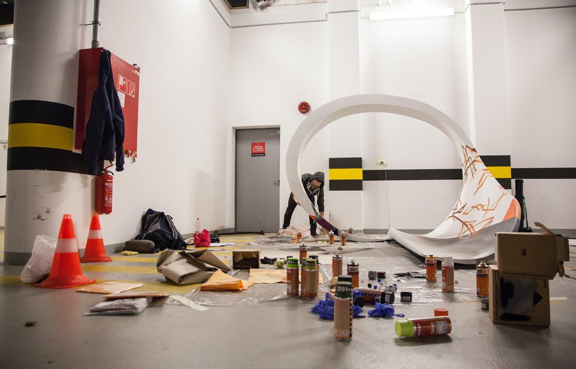 Urban tactics – ART MOMENTS 2015