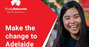 Make the change to Adelaide