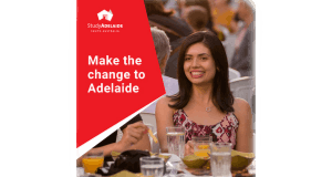 Study Adelaide: Friendly & Cosmopolitan city