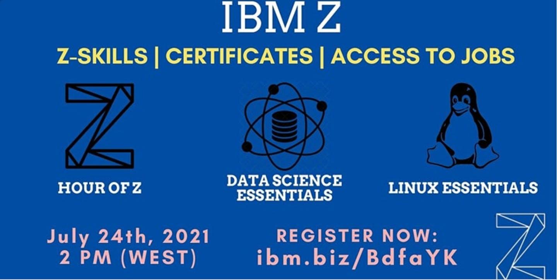 IBM-Z Tech Skills Training Workshop