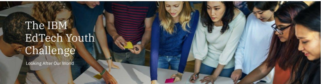 IBM EdTech Youth Challenge - Australia
