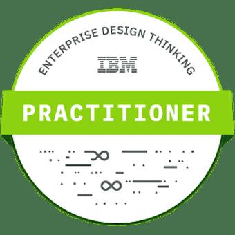 Enterprise Design Thinking