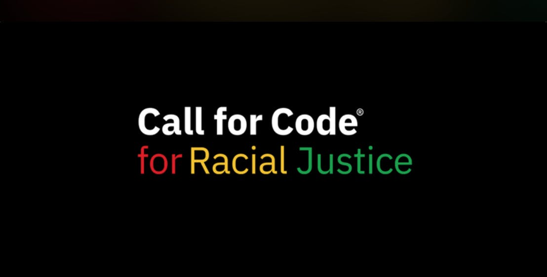 Open Sentencing; an open source project for  Call for Code for Racial Justice