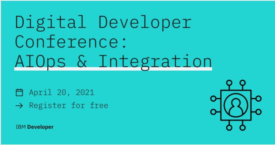 Digital Developer Conference - AIOps & Integration