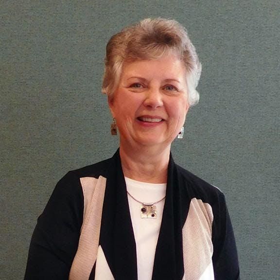 Portrait of Barbara Gressman