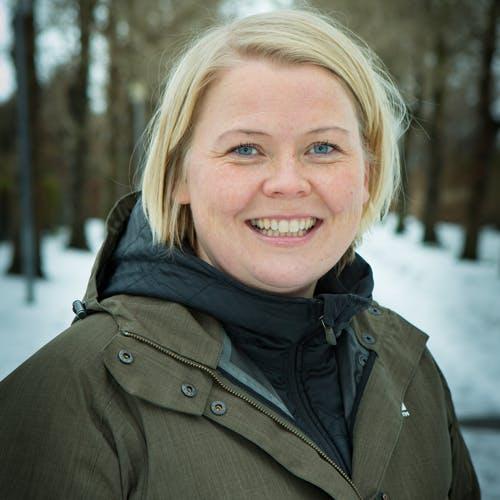 Anna Lilja Sigurðardóttir, Upplýsinga- og samskiptastjóri