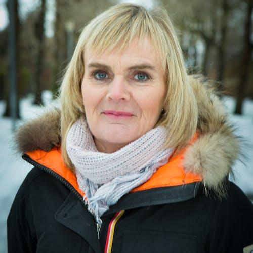 Mynd af Lilju Sigurðardóttur