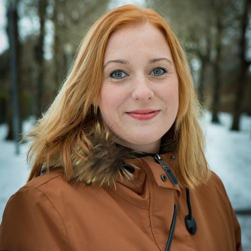 Hrefna Hlín Sveinbjörnsdóttir, Verkefnastjóri viðburða - starfsmanna og kynningarmál