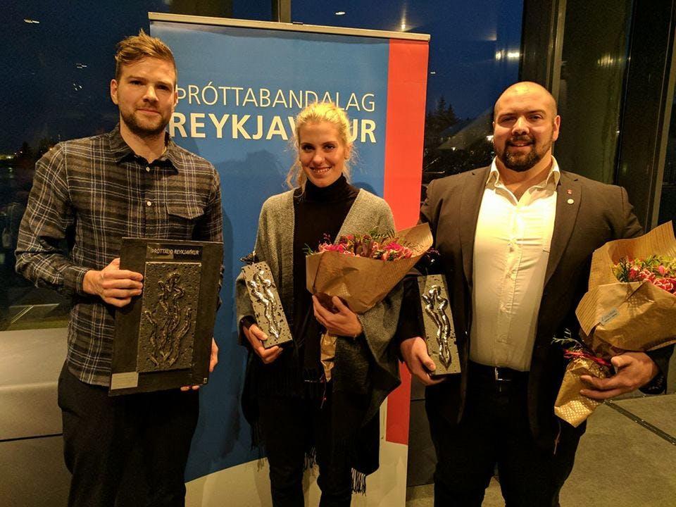 Íþróttafólk Reykjavíkur 2016