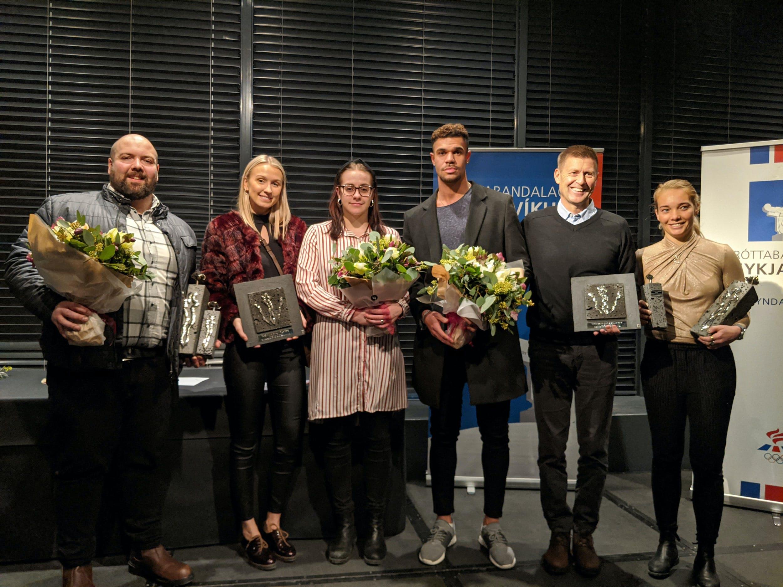 Íþróttafólk Reykjavíkur 2019