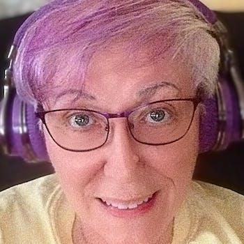 Portrait of Sharon Hall