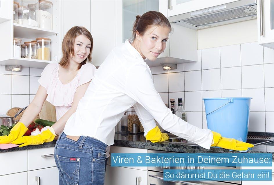 Virenbeseitigung Zuhause