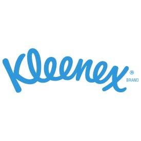 Kleenex – Taschentücher, Kosmetikboxen, Seifen uvm.