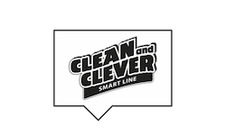 Clean & Clever Smart Line Logo