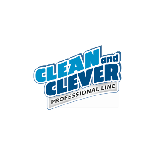 Clean & Clever Professional Line Logo